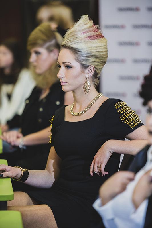 Hair To Train hair ups braided fashion